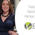 teacher spotlight blog post