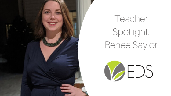 teacher spotlight blog post